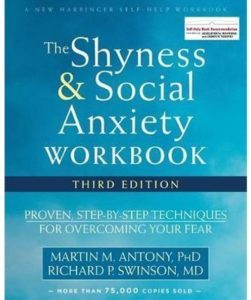 best book for overcoming social anxiety