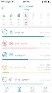 spire stress tracker review